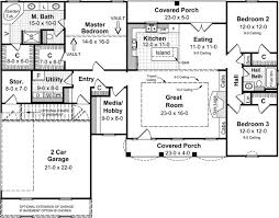 split bedroom house plans nobby design ideas 12 split bedroom country house plans floor homeca
