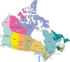 Montreal Canada Map 100 Map Of Canada Provinces Unit 1 Canadian And World