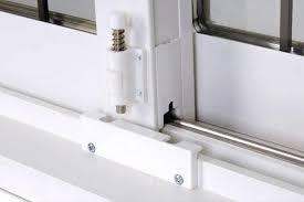 Patio Door Lock Installation Installing Sliding Glass Door Lock Bar Rooms Decor And Ideas