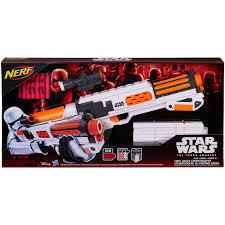 nerf car gun star wars nerf episode vii first order stormtrooper deluxe blaster