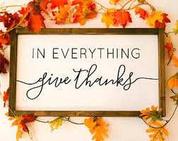 items similar to give thanks sign thanksgiving sign fall sign