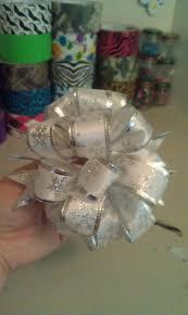 to make a christmas bow