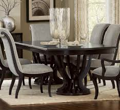 round dining room table with leaf dinning wood pedestal dining table double pedestal dining table