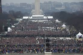 picture of inauguration crowd how do you estimate crowd size scientific american