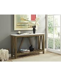 Entry Console Table Big Deal On 52 Inch A Frame Rustic Entry Console Table 52 A