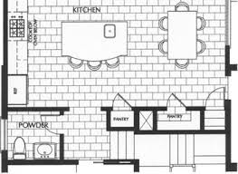 Kitchen House Plans L Shaped Kitchen Plans With Island Nurani Org