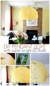 Pendant Lighting Ideas 20 Diy Lighting Ideas Light Fixtures Lamps And More