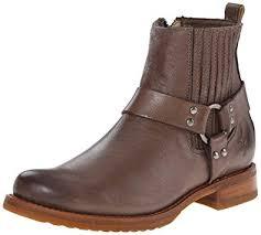womens boots frye amazon com frye s harness chelsea svl boot