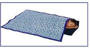 do weighted blankets improve sleep in children and with