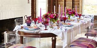 decor simple decorating a table home design ideas contemporary