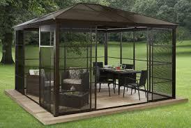 backyard accessories pergola wonderful metal gazebo canopy simple backyard wonderful