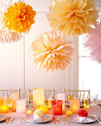 how to make tissue paper flower decorations gift