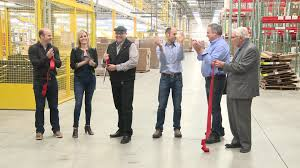 Polywood Syracuse In Poly Wood Holds Ribbon Cutting For New Syracuse Facility