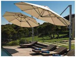13 Foot Cantilever Patio Umbrella Luxury Quality 13 Foot And Up Umbrellas At Luxedecor