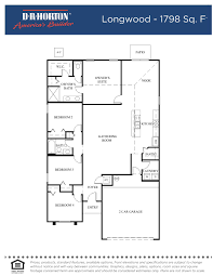 Southwest Homes Floor Plans by Arlington West Manor By D R Horton Homes Southwest Las Vegas