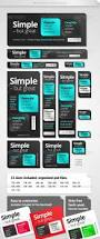 minimalistic web banners by emil j graphicriver