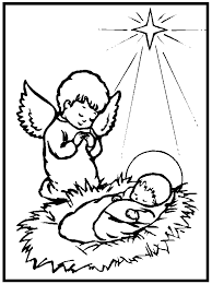 Life of Jesus Christ coloring pages for chidren  Coloriages