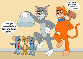 tom jerry jedi knights mcsaurus deviantart