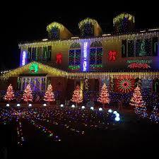 va beach christmas lights christmas lights on palmyra drive in va beach you tune your radio