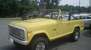 jeep convertible 4 door jeep commando classics for sale classics on autotrader