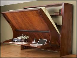 Queen Size Murphy Beds Queen Size Murphy Bed With Desk Bedroom Home Decorating Ideas