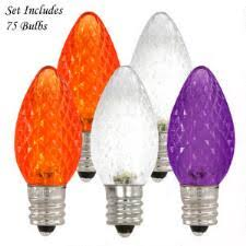 c7 bulbs u0026 cords christmas lights bronner u0027s christmas wonderland