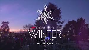 2016 bathurst winter festival