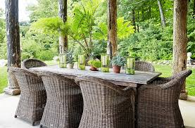 Outdoor Dining Area With No Chairs Best Decorating Ideas For Your Outdoor Dining Space