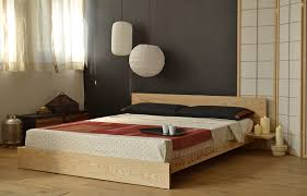 Japanese Low Bed Frame 64 Most Exemplary Low Beds Restful Loft Bedrooms