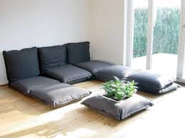 sweet home best pillow comfortable floor couch for sweet home