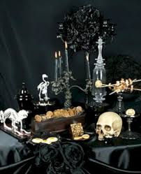 40 stunning halloween wedding table settings ideas vis wed