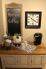 coffee table magnificent coffee bar ideas for the home table a