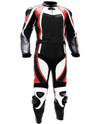 motorcycle leather suit motorcycle suit racing two piece tschul leather suite 770 red