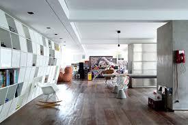 Unique Modern Interior Design Goes Extreme - Modern interior design concept