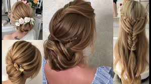 party hairstyles tutorial compilations romantic hairstyles for