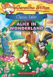 booktopia alice wonderland geronimo stilton classic tales