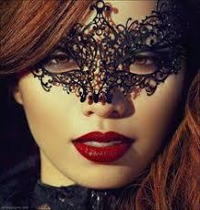 laser cut masquerade masks black swan venetian metal filigree by elegantxboutique