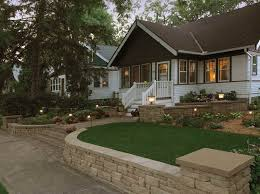 Front Yard Patio Download Front Yard Landscaping Ideas With Stones Garden Design