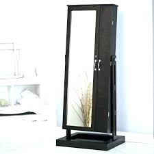 mirror and jewelry cabinet mirror jewelry armoire mikesevonphotos com