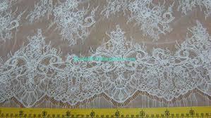 3 3 yards eyelash french lace upscale bridal lace fabric flf016