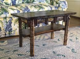 rustic studio coffee table arden creek designs