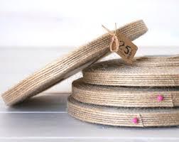 jute ribbon cotton ribbons trims craftywoolfelt