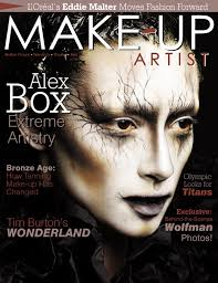 magazines for makeup artists mar april 2010 issue 83 make up artist magazine