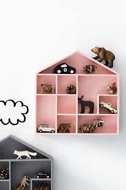 home decor kids decorate the kids room with house shaped shelves h m home h m