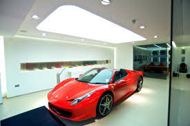 maserati spa interior ferrari maserati showroom belfast retail ltg pinterest