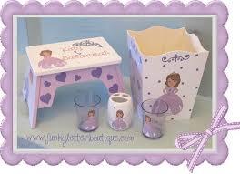 princess sofia step stool kids bathroom accessories