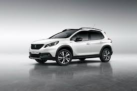 peugeot cars 2017 new peugeot 2008 gt line facelift 2017 youtube