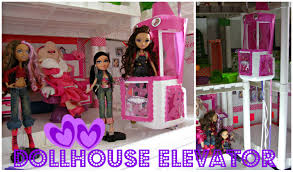 How To Make Doll Kitchen How To Make A Dollhouse Elevator Bratz Ever After High Barbie
