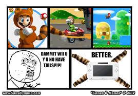 Wii U Meme - games memes comics wii u power mario kart advanced gamedynamo