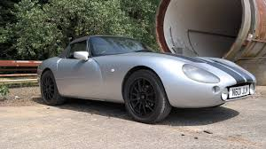 topcats racing uk ltd  blog archive  for sale tvr griffith 500